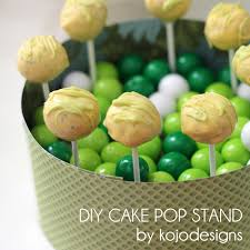 cake pop stands kojo tutorial diy cake pop stand