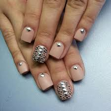 9 best spiked nails images on pinterest spikes studs and art ideas