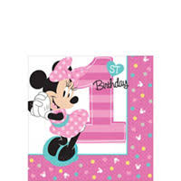 minnie mouse birthday minnie mouse 1st birthday party supplies party city