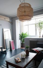 house tour a teeny minimal beijing studio apartment apartment