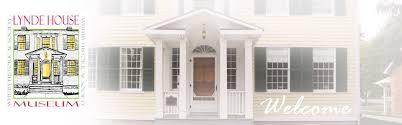 house museum blog