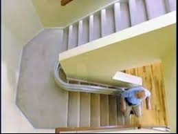 indy curve stair lift from nationwide lifts youtube