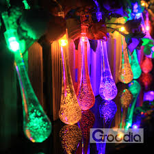 Christmas Lighted Balls Outdoor by Teardrop Christmas Lights Christmas Lights Decoration