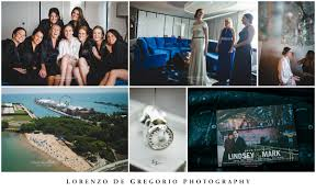 Chicago Wedding Photography Chicago Wedding Photographers W Hotel Chicago Lakeshore