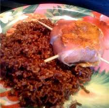 comment cuisiner du riz recette de paupiettes de poulet au riz de camargue