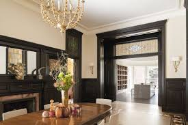 black trim 5 best wall and trim color combinations for any interior space