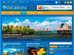 themes com vacations wordpress theme fwpthemes com