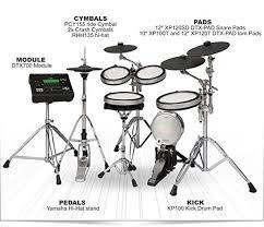 yamaha hardware pack yamaha dtx920hwk electronic drum set with yamaha hardware pack