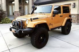 jeep wrangler for sale utah orange jeep wrangler in utah for sale used cars on buysellsearch