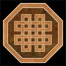 hardwood floor medallions wood floor designs inlays borders