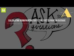 How Much To Paint A Bedroom How Much Does It Cost To Paint A Room Youtube