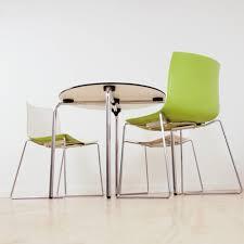 Vitra Reception Desk Hal Table Designed By Jasper Morrison Round Circular Table
