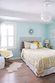 bedroom ideas wonderful light blue decorated with white paint