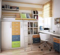 bunk bed with futon and desk best home furniture decoration