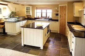 slate floors white cabinets black granite kitchens pinterest