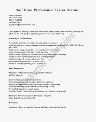 cover letter for testing resume sap tester cover letter sap