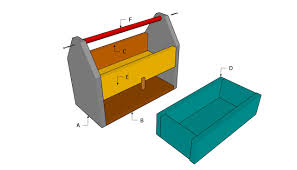 Wood Box Plans Free Download by How To Build A Wood Truck Tool Box Plans Diy Free Download