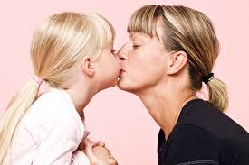 girls kissing in bed parents stop kissing your kids on the lips new york post