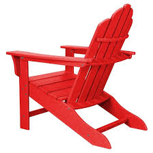 hanover 5 piece outdoor furniture all weather adirondack chat
