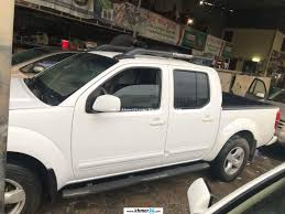 nissan truck white i need to sell nissan frontier 2005 white le very new car in phnom