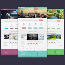 free psd website templates for web designers and developers
