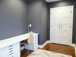 sherwin williams duration home interior paint decorating sherwin williams black wall with white desk and