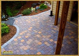 Pavers Patio Paver Patio Be Equipped Concrete Patio Pavers Be Equipped Driveway