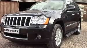jeep laredo 2010 used 2010 10 reg jeep grand cherokee overland 3 0 crd v6 4x4 for