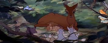 bambi cast images voice actors