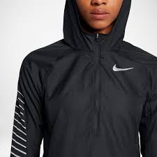 nike impossibly light jacket women s nike impossibly light 1 2 zip woman s running jacket