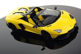lamborghini aventador 720 lamborghini aventador lp 720 4 roadster 50th anniversary 1 18 mr