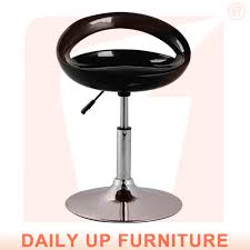 Plastic Bistro Chairs High Adjustable Chair Bar Stool Dining Kitchen Chairs For Home