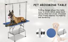 grooming table top material dog grooming tables ebay