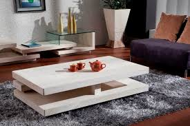 Rectangular Coffee Table Living Room - owning long lasting living room beauty from captivating stone