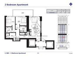 floor plan of saadiyat beach residences saadiyat island apartment