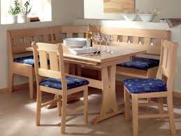 Kitchen Table With Built In Bench Impressive Booth Kitchen Table For House Ideas U2013 Boldventure Info