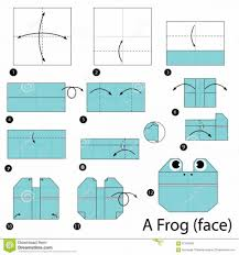 origami frog base image collections handycraft decoration ideas