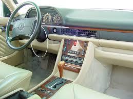 mercedes 420sel 1991 mercedes 420sel parts car stock 004361