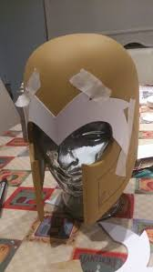magneto helmet xmen 1992 10 steps with pictures
