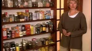 Organizing Your Pantry video how to organize your pantry martha stewart