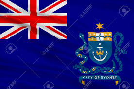 Flag Capital Flag Of Sydney Is The State Capital Of New South Wales And The