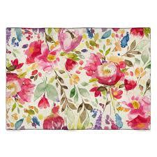 Modern Floral Rug Rug Modern Wool Rugs Floral Rugs Bluebellgray