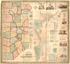Pennsylvania Township Map by Ancestor Tracks Beaver County