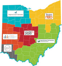 Map Testing Ohio by Ohio Forbes Custom