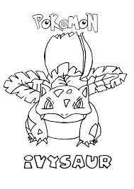 pokemon coloring pages set 1