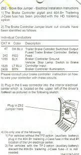 brake controller wiring diagram image details