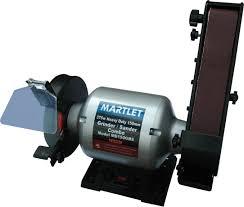 martlet md150gbs bench grinder sander strand hardware