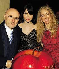 Blind Side Family Name Actress Lily Collins U0027my Famous Surname Made Me Work Harder