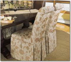 Dining Chair Short Slipcovers Parson Chair Covers Image Of Parson Chair Slipcovers Ideas