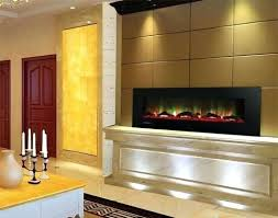 Recessed Electric Fireplace Wall Electric Fireplaces U2013 Swearch Me